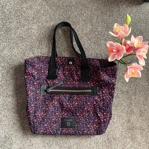 MARC JACOBS / NYLON SPECKLED TOTE BAG